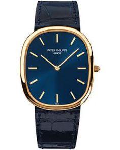 1c5fc75f948 Comprar Réplica relojes Patek Philippe Golden Ellipse la mejor calidad dede  imitación copiar con precio barato