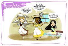 Pocket Princesses 124