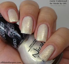 Carrie Underwood For Nicole by OPI – Sing You Like A Bee