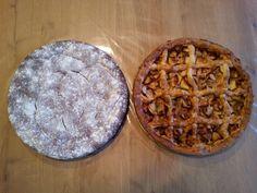 Torta Caprese en Glutenvrije appeltaart.