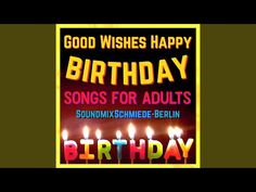 Happy Birthday Song for adult - YouTube Daughter Songs, To My Daughter, Birthday Wishes For Myself, Happy Birthday Wishes, Baby Toms, Birthday Songs, Special Quotes, Wishes For You, To Youtube