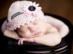 So pretty!! Spring Bloom Hat Knitting PATTERN   PDF file version by lillebarn, $5.25