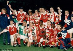 Arsenal - FA Cup Winners 1993