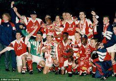 Arsenal - FA Cup Winners 1993