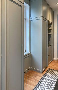 Top Freezer Refrigerator, French Door Refrigerator, Cupboard Shelves, French Doors, Kitchen Appliances, Projects, Home, Interior Designing, Closet Shelves