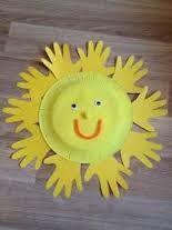 Bildergebnis für frühling im kindergarten basteln - Modern Daycare Crafts, Toddler Crafts, Preschool Crafts, Kids Crafts, Easy Crafts, Easy Diy, Kindergarten Crafts Summer, Fun Diy, Creative Crafts