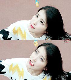 150612 프로듀사 Don't crop the logo Iu Fashion, Korea, Drama, Asian, Kpop, Logo, My Love, Celebrities, Girls
