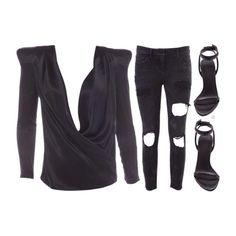Vintage Balmain top, Faith Connexion jeans ($745) and Alexander Wang heels ($645) xx #Padgram