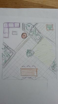 Voorbeeld ontwerp tuin 4