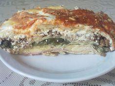 Receta Lasagna mixta paso a paso de Patricia Leite Strozzi
