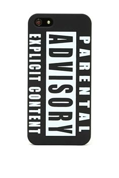 Explicit Content iPhone 5 Case