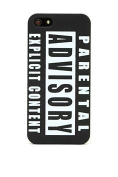 Explicit Content iPhone 5 Case