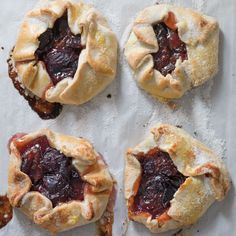 Little Plum Galettes
