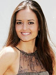 Danica McKellar.  Hello, sister! Alpha Chi-UCLA