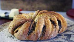 Twister Bread - Lorraine Pascale via bbc uk