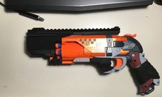 Break Action Hammershot Mod P01 Nerf T Action Guns