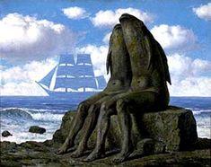Artes do A'Uwe: Obras de René Magritte