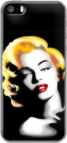 #Marilyn #Monroe #Golden #Hair By BluedarkArt for #Apple #iPhone 5  http://www.thekase.com/EN/p/custom_kase/01f29de5654d4f75/marilyn_monroe_golden_hair.html?type=1&mobileID=0