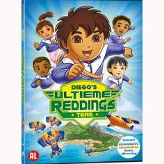 DVD Diego: Ultieme Reddingsteam