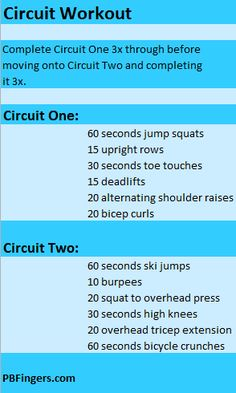 Not entirely bodyweight, but the weight stuff can be easily done with water jugs and/or bands