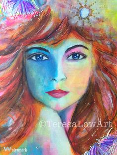 justpaintandplay – Journey of self discovery by Teresa Low Art