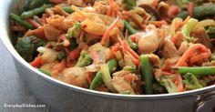 30-minute chicken teriyaki VIDEO - Everyday Dishes & DIY