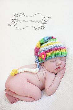 HandKnit HAT for BaBy 36 Months Sweet by withsprinklesplease 6815d0e135