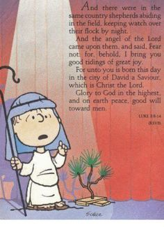 """Peanuts Gang - Linus teaches us about our faith, the true meaning of Christmas. In A Charlie Brown Christmas. ❤️ """"And that's what Christmas is all about, Charlie Brown. Merry Christmas, Peanuts Christmas, Christmas Time Is Here, Little Christmas, All Things Christmas, Christmas Holidays, Christmas Decorations, Christmas Movies, Desk Decorations"""