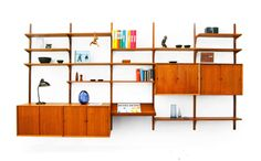 wall unit by Poul Cadovius danish modern image 3