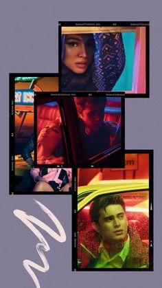 #jadine #nadinelustre #jamesreid #loveteam #wallpaper James Reid, Nadine Lustre, Jadine, Beautiful Pictures, Wallpaper, Movie Posters, Art, Art Background, Film Poster