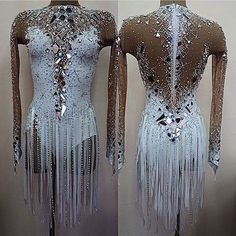 Source by kynanii Dance dresses Ballroom Costumes, Jazz Costumes, Stage Outfits, Dance Outfits, Fashion Outfits, Latin Ballroom Dresses, Latin Dresses, Ballroom Dancing, Salsa Dress