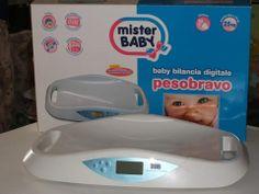 LE3D On-line Shop - BILANCIA MISTER BABY