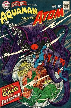 Brave and the bold #73 DC Comics