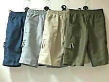 EX M/&S Boys Grey School Trousers Adjustable Waist Pull Up Pocket 2-16 Yrs