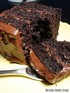 double chocolate layer cake 03 by linda9141, via Flickr