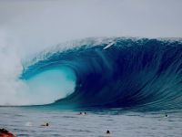 Massive swell sets stage for unforgettable big-wave surfing session