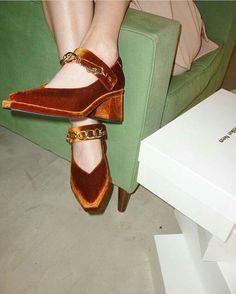 @onlyvinyl velvet shoes editorial fashion visual aesthetics