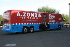 USA Bus Charter | Bus Wraps and Tour Bus Advertising