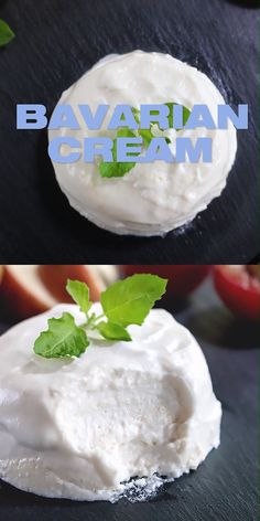 Bavarian Cream Recipe - How to make Bavarian Cream, homemade Bavarian cream with whipped cream and gelatin, best bavarian cream dessert, serve in little pots for dessert topped with fruit coulis, cara Desserts Français, French Desserts, Low Carb Desserts, Dessert Recipes, Dessert Food, French Recipes, Dessert Simple, Recipes With Whipping Cream, Cream Recipes