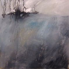 """""""Northerly"""" - another of Ben's paintings for the Edinburgh Art Fair."""
