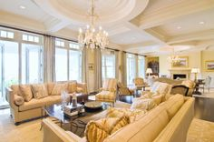 Tuscan Decorating Ideas Family Room | Formal Living Room Ideas In Elegant Look | New Home Design Trends