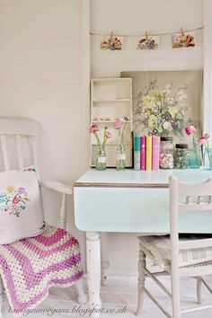 The Villa on Mount Pleasant: Styling The Seasons/Styling Spring At Mine - April
