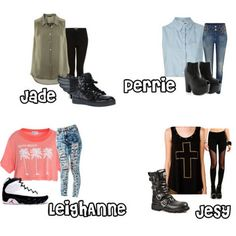 Little mix style I would wear Jade's outfit