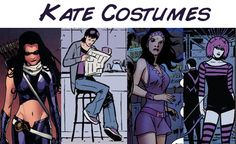 So Much Purple~ cosplay kate bishop costume ideas