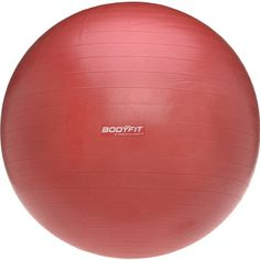 Body Fit Stability Ball Exercise Guide & Training DVD - X-large 75 cm null