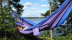 The Hammock Angle: How To Relax And Sleep Comfortably In A Hammock, Even If Youre A Side Sleeper