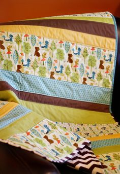 #Quilting Basic Baby Quilt Tutorial