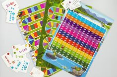 Our Board Games Board Games, Education, Math, Tabletop Games, Math Resources, Onderwijs, Learning, Table Games, Mathematics