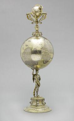 Abraham Gessner (Switzerland, Zurich, 1552-1613) Switzerland, circa 1600 Furnishings; Serviceware Silver, parcel-gilt Height: 23 5/16 in. (5...