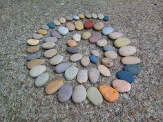 Beach Stones #simplepleasures